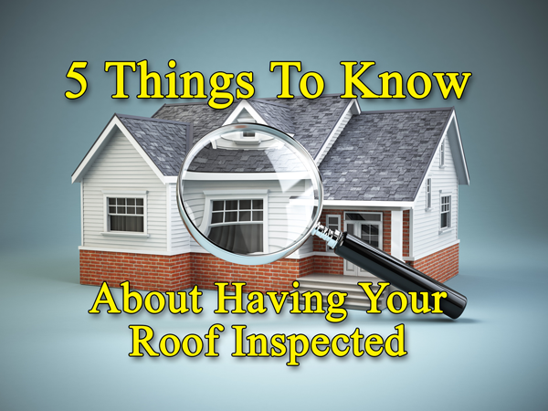 5 Things You Should Know About Having Your Roof Inspected After Hail Hits