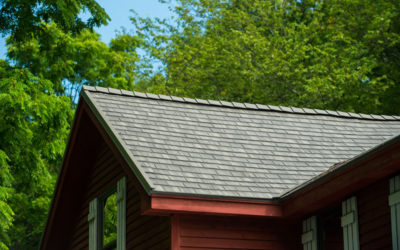 This Metal Shake Roof Is Designed To Protect Against Kansas City Storms