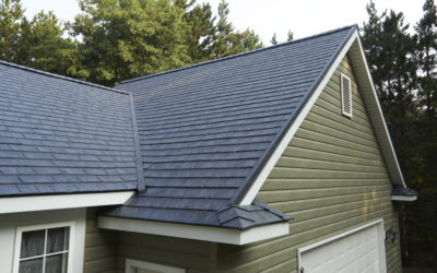This Energy-Efficient Metal Slate Roof Can Keep Your Kansas City Home Cool