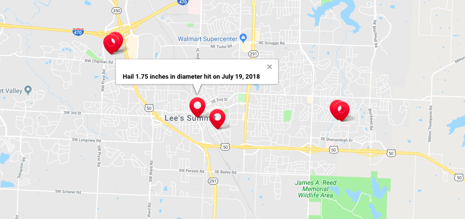 Lee's Summit Hail Storm: 4 Signs That The July 19 Storm Hit Your Home