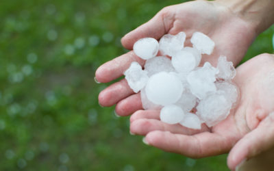 What Size Hail Will Damage A Roof?