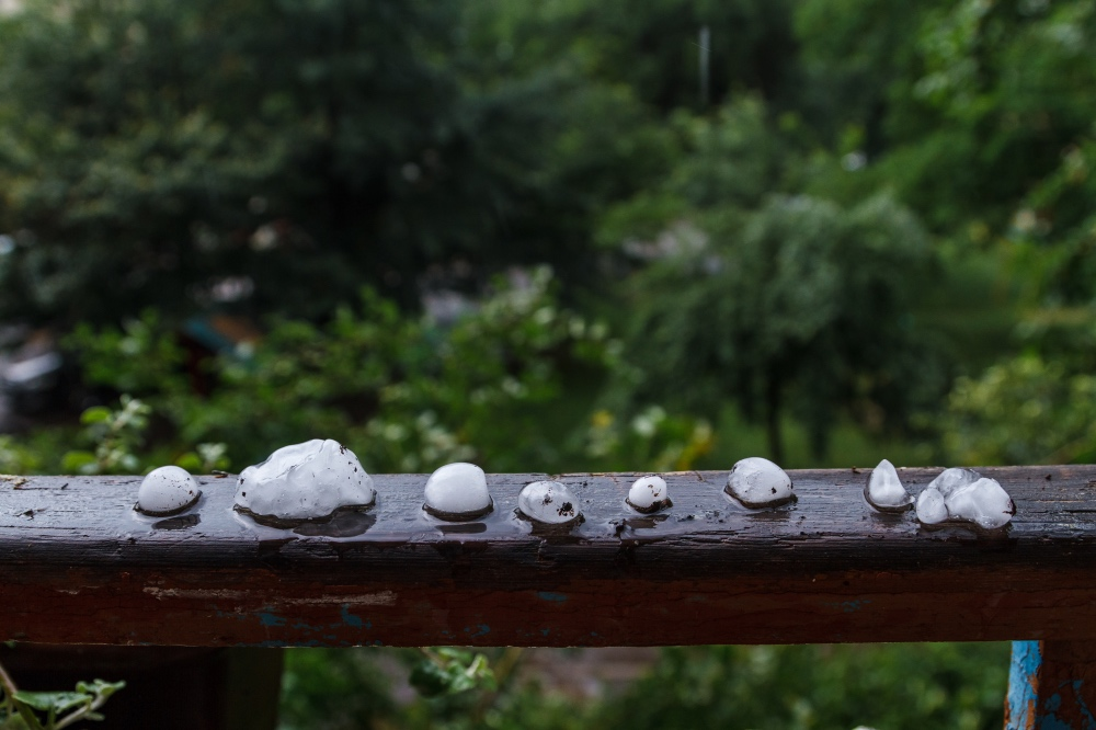 5 Steps to Take After Hail Hits Your Roof