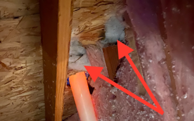 Ice in Attics? Frost And Ice May Be Symptoms of Fixable Problems.
