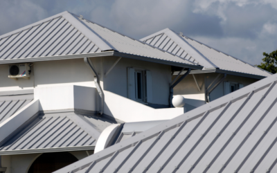 Step by Step Roof Installation by a Metal Roofing Company in Parkville