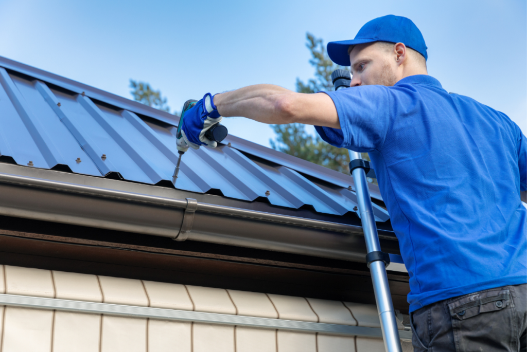 best metal roofing company in Parkville